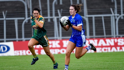 'We are having a tough year this year, but as recently as last year we won the Leinster Intermediate. It hasn't been all negative'