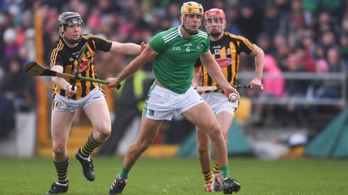 Limerick were big winners over Kilkenny in the Allianz League