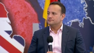 Leo Varadkar said he looked forward to meeting Boris Johnson