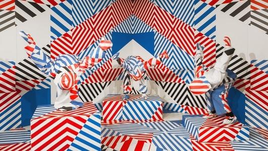"""""""Mirror Door"""", an exhibition by Maser in Los Angeles"""