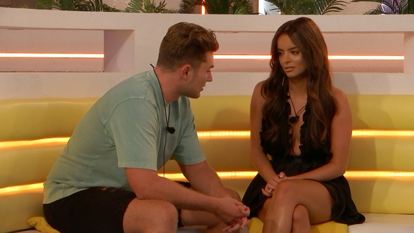 Could Curtis and Maura be leaving Love Island?