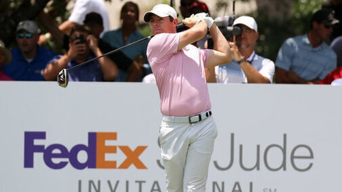 Rory McIlroy falters as Brooks Koepka charges to Memphis win