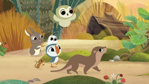 Puffin Rock will be on the big screen in Spring 2021
