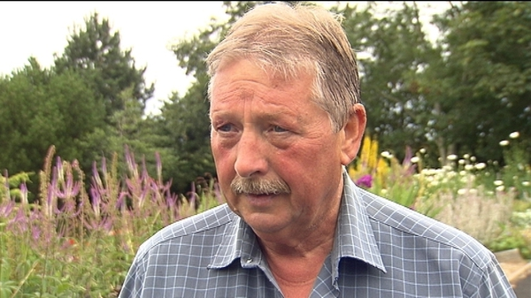Mr Wilson said whether Britain leaves the EU with or without a deal, people will not notice any changes along the border