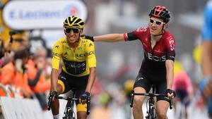 Egan Bernal won the 2019 Tour de France