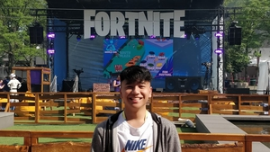 Joshua Juliano came 58th out of 100 gamers who made the finals