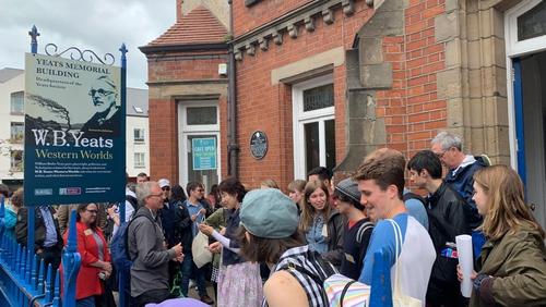 The Yeats International Summer School runs until next Friday