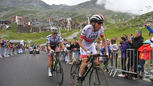 "Dan Martin: ""Obviously I came in with really excellent condition and for whatever reason it just didn't happen"""