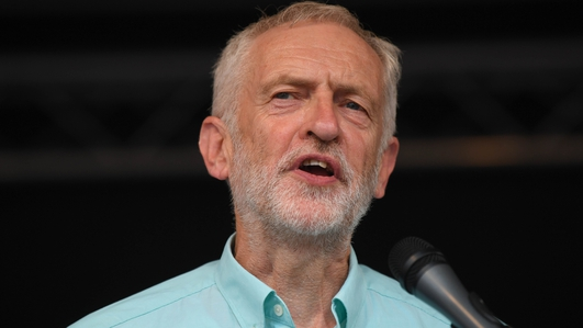 Corbyn calls urgent meeting on tactics to halt no-deal Brexit