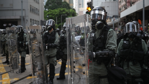 Hong Kong's police force has dismissed Amnesty International's findings