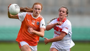 Mackin gets away from Cork's Chloe Collins