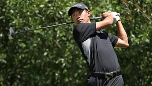 Collin Morikawa claimed his first PGA Tour win