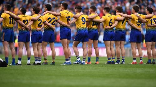 Roscommon take on Cork on Sunday