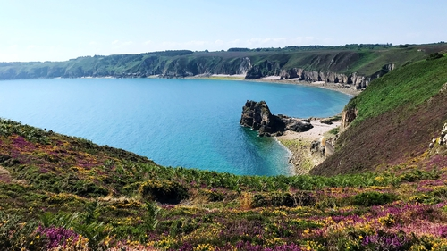 Coastal trails in Northern France are best explored by car. Pic: Getty