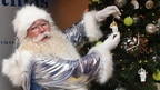 Too soon? Christmas shop opens at London store