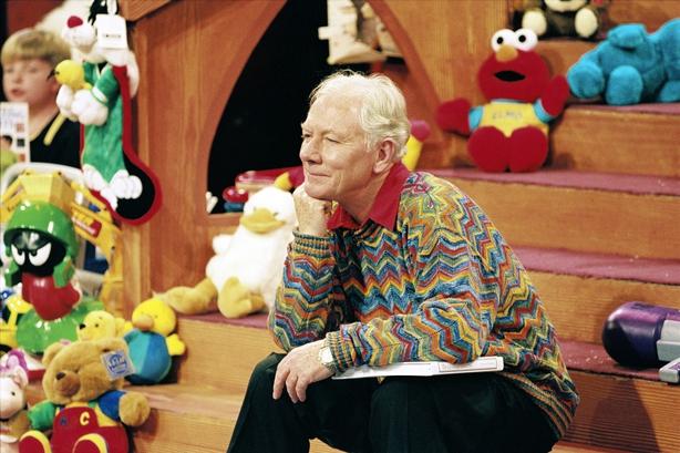Gay Byrne Toy Show 1998