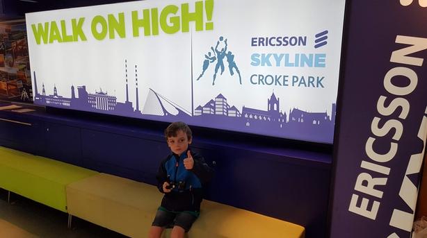 Croke Park Skyline Tour