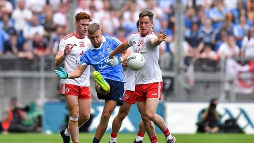 Dublin beat Tyrone twice in last year's championship