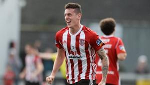 David Parkhouse was a revelation for Derry City