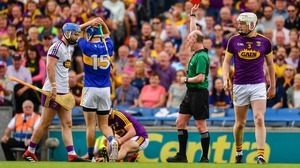 The two referees at the weekend, Alan Kelly and Seán Cleere, had never refereed an All-Ireland semi-final before