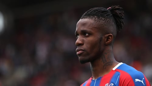 Napoli eyeing up Zaha swoop Read Crystal Palace • By Daniel Emery