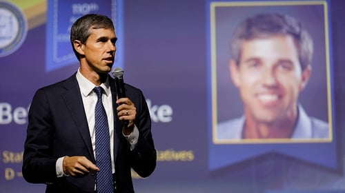 Beto O'Rourke is no longer taking part in the race for the Democratic nomination