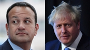 Leo Varadkar and Boris Johnson spoke for more than an hour this evening