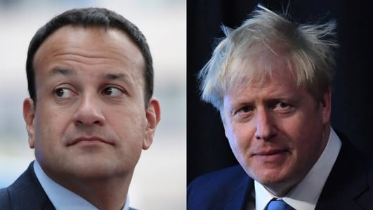 Varadkar and Johnson set for first meeting in Dublin