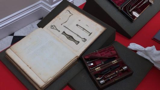 RCSI Antique Surgical Instruments