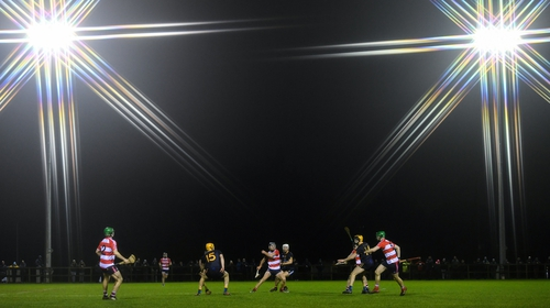 DCU Dóchas Éireann and Cork Institute of Technology face in the 2019 edition of the Fitzgibbon Cup