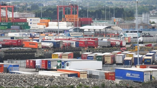 DublinPort has lost 10 hectares of land in recent months to the State border inspection services to prepare for Brexit checks