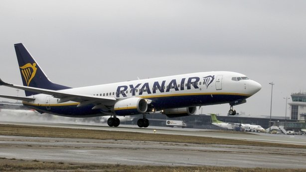 UK-based Ryanair pilots authorize 2 strikes over next month