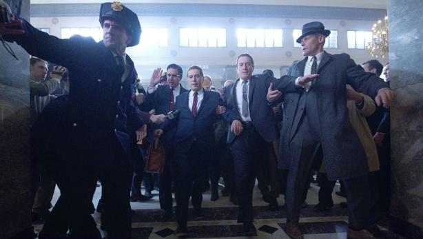 Irishman trailer serves De Niro at his most chilling