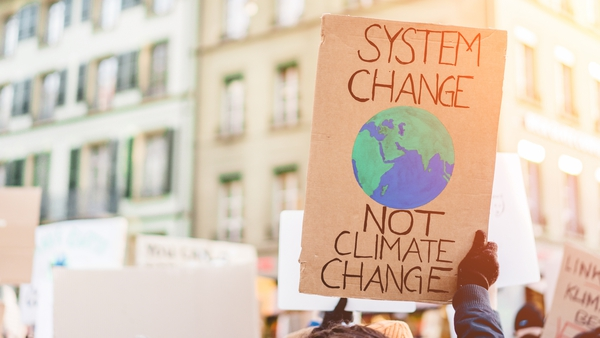 """""""The proposed strengthening of the climate law took place against a backdrop of growing public awareness and concern, illustrated most strikingly by the school strike movement."""""""