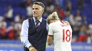 "Phil Neville: ""It's flattering because it means you are doing a good job, but my focus is England."""
