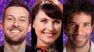 The three glitterball hopefuls were revealed as contestants on BBC One's The One Show on Wednesday evening