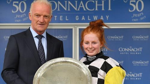 'I still don't think it's hit me. It's one of the biggest races in the amateur calendar'