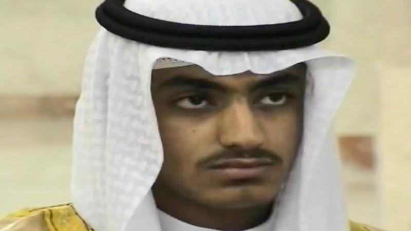 US confirms death of Hamza bin Laden