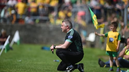 Donegal selector Stephen Rochford