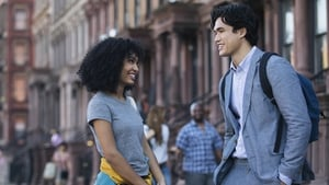 Yara Shahidi and Charles Melton in The Sun is Also a Star: stick with it for its undeniable charms