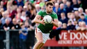 Mayo's Aidan O'Shea