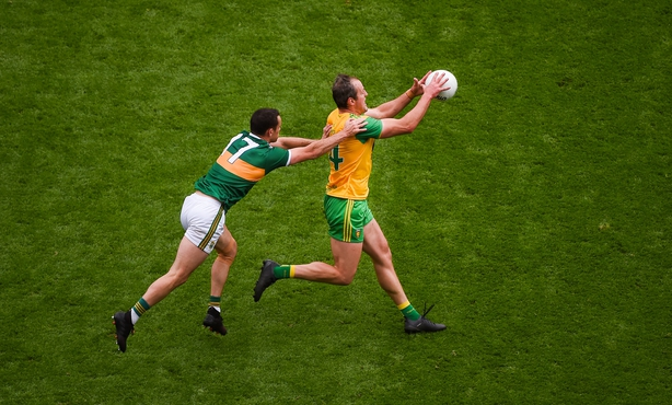 Cooper says physical players like Donegal's Michael Murphy could cause Mayo problems