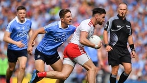 This is the third championship meeting between Dublin and Tyrone in 12 months