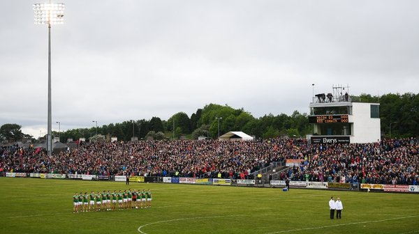Mayo consistently draw huge crowds to MacHale Park