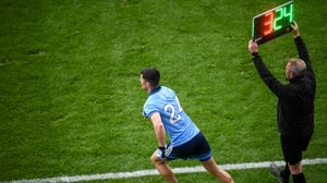 Up to seven substitutes could be used in the Allianz Leagues