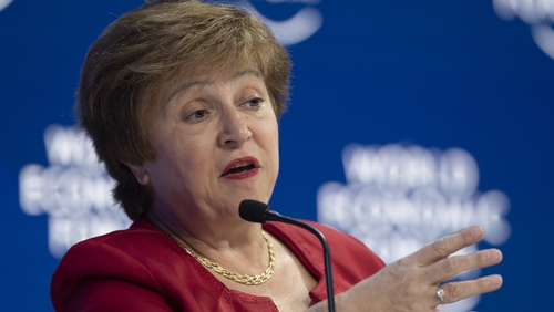 New IMF Managing Director, Kristalina Georgieva