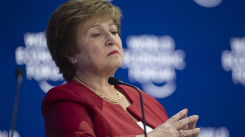 European Union nominates Bulgaria's Georgieva as its candidate for next International Monetary Fund chief