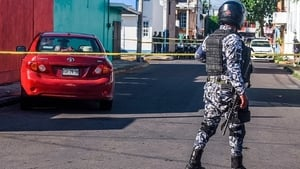 Since 2000, around 100 reporters have been killed in crime-related violence in Mexico