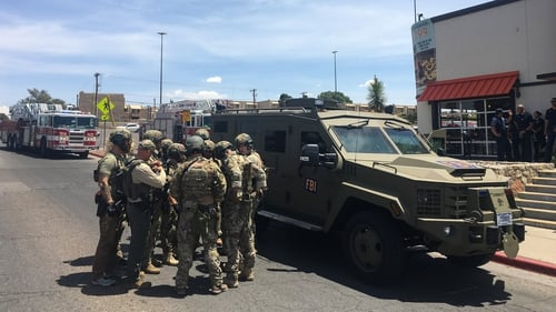 18 wounded by active shooter at an El Paso, Texas mall