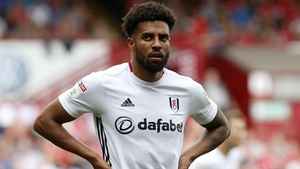 Cyrus Christie's sister was the victim of abuse during Fulham's match with Barnsley